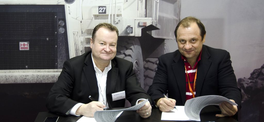 Terex Trucks appoints Kazakhstan distributor