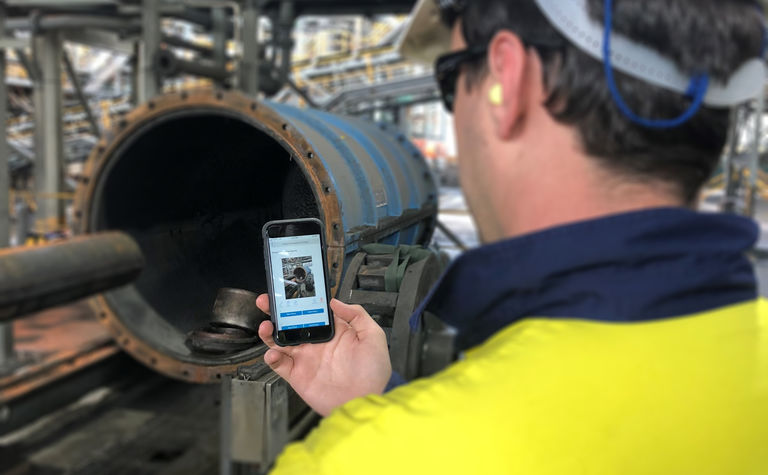 IsaMill maintenance aided with new app