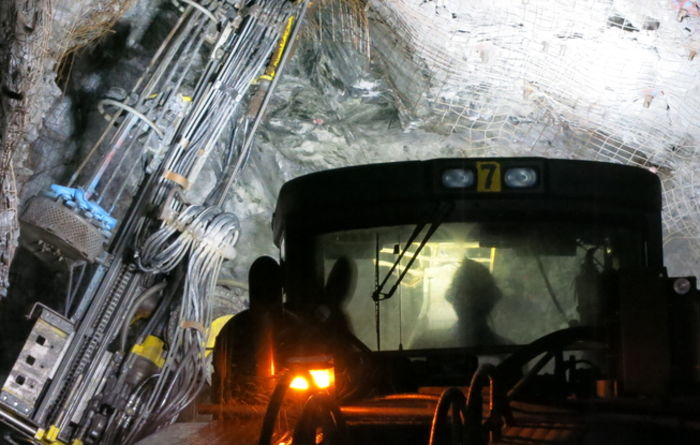 IoT sensors to improve mine safety