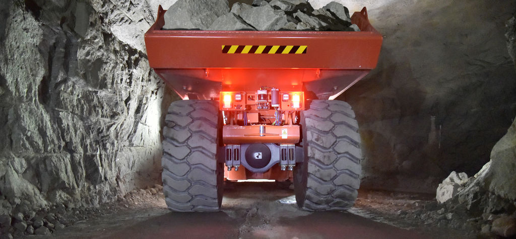 Sandvik adds two new automated trucks