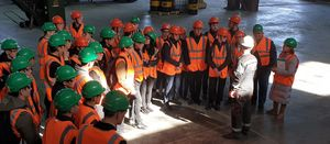 Youth skills and mining