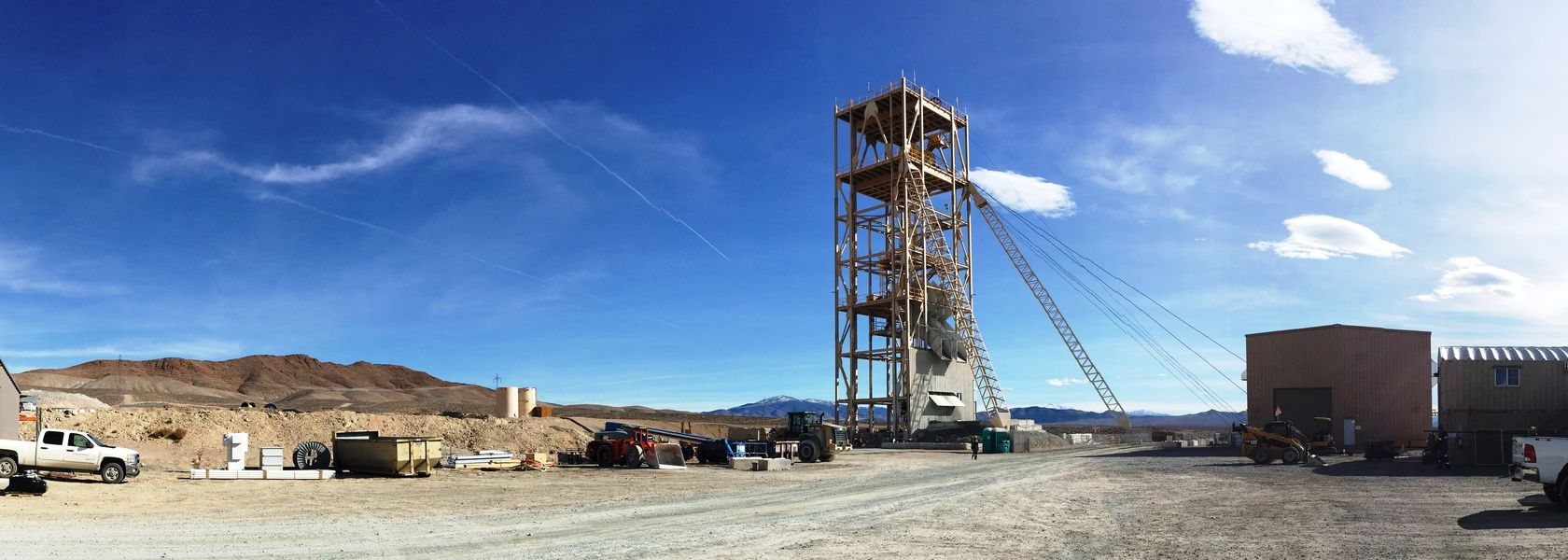 Nevada Copper board green-lights Pumpkin Hollow construction