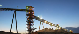 Peabody Energy's North Goonyella mine in Queensland, Australia,