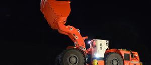 New Sandvik LH621i intelligent loader