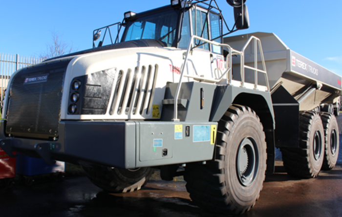 OPS to distribute Terex ADTs in Australia