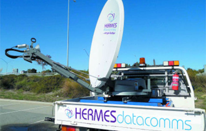 Hermes Datacomms secures Matrovosa contract