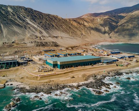 Mining electricity demand in Chile to surge
