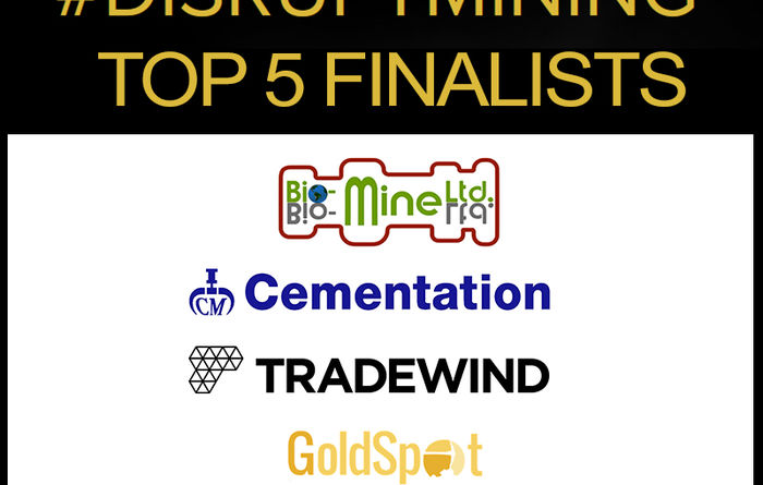 #DisruptMining finalists announced