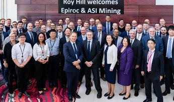 Epiroc positioned to be mining-tech leader, says Hedblom