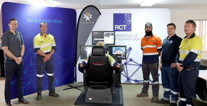 Successful autonomous trial for RCT and Northern Star