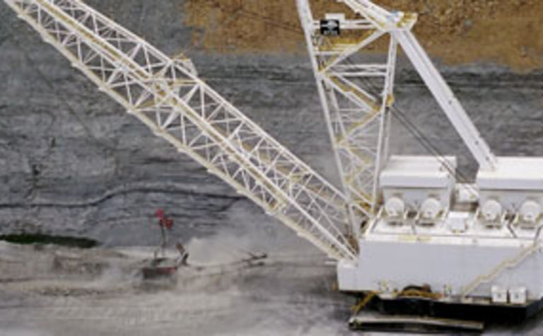 Bucyrus dragline upgrades available