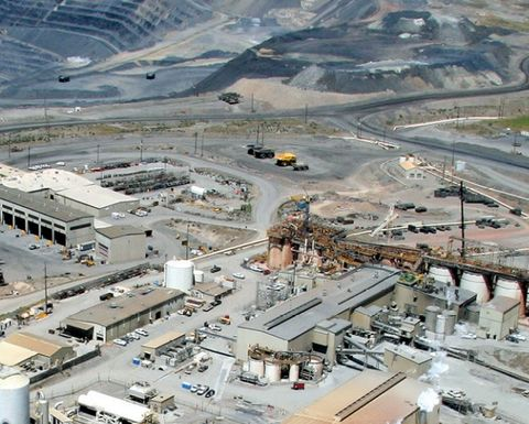 Nevada Gold Mines to convert coal power plant