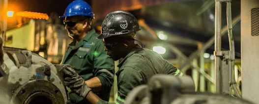 Jubilee pushes copper in Zambia