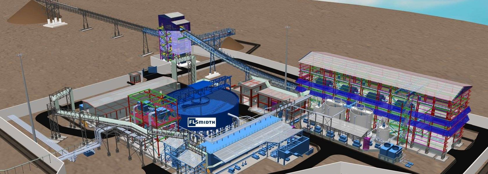 FLSmidth wins India dry tailings order