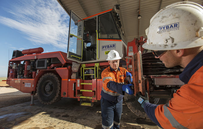 Pybar to provide operator training in Australia
