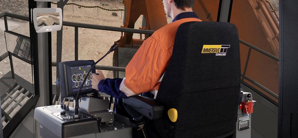 Immersive trains shovel operators in Arizona