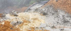 Ecuador reports small tailings dam breach