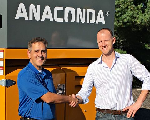 McLanahan grows equipment line with Anaconda purchase