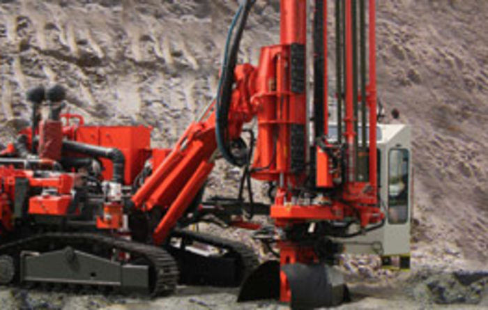 Sandvik sells 100th DR500 series drill rig