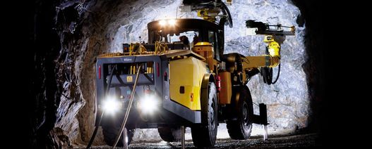 Canada's first Epiroc Boomer S2 C digs in - Mining Magazine