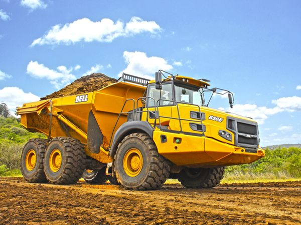 ell quipment states that the introduction of 60t tonne s increased customer interest in the 50