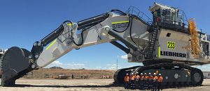 Mt Arthur looks to Liebherr for fleet additions
