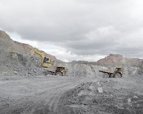 Proyecto Riotinto expansion reaches mechanical completion