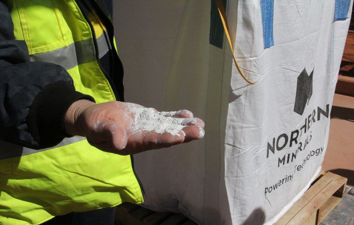 Northern Minerals suspends Browns Range