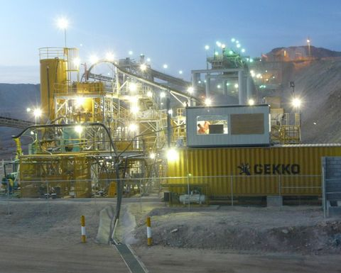 Gekko strengthens relationship with Gold Fields