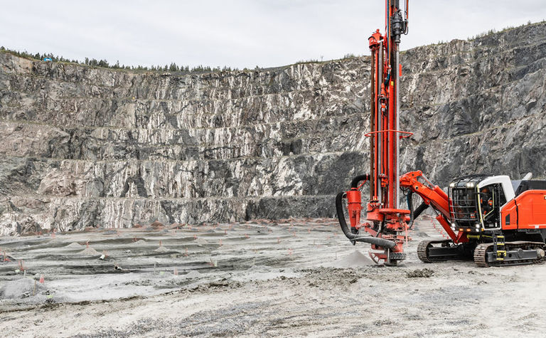 Sandvik wins US$14M rig order for Goldfield's Ghana Darmang