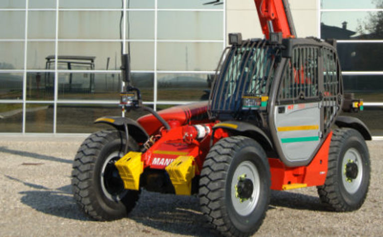 Manitou launches telescopic handlers