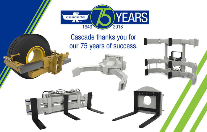 Cascade Celebrates 75 Years of Success