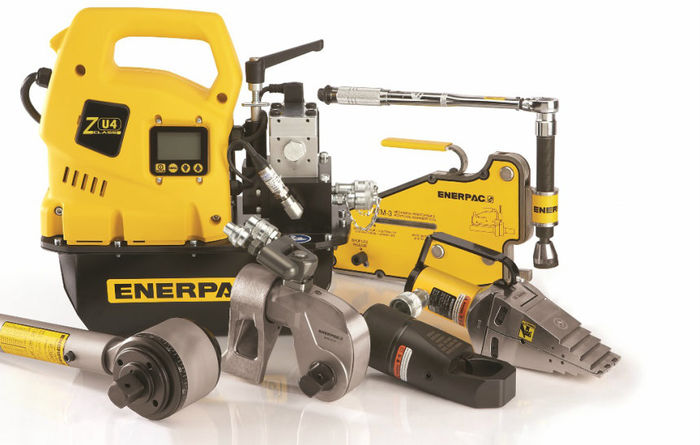 Enerpac and Bishops bring bolting to PNG