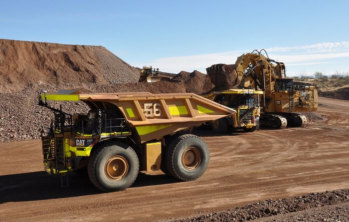 BHP to double autonomous trucks at Jimblebar