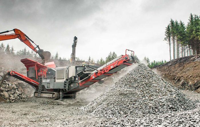 Sandvik innovations on show at CONEXPO