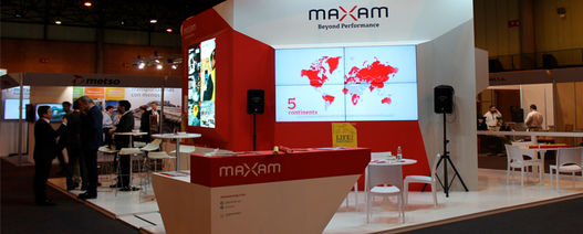 Maxam amps up dynamite performance