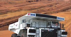 BEML gets 15-truck order from Coal India