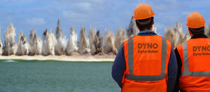 Dyno joins Mining3 to boost explosives development