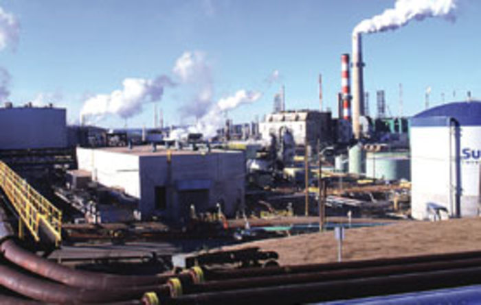 GE in oil sands agreement