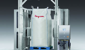 Flexicon reveals new bulk bag conditioner