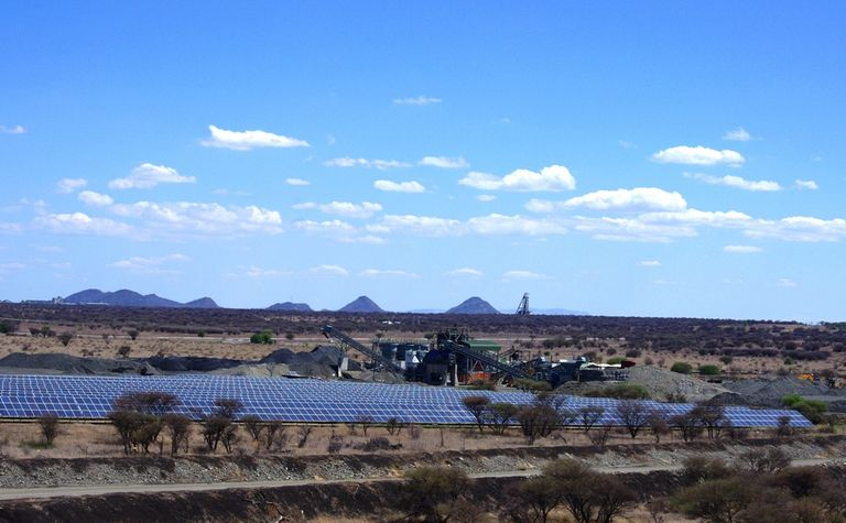 Zambian mines opt for solar power