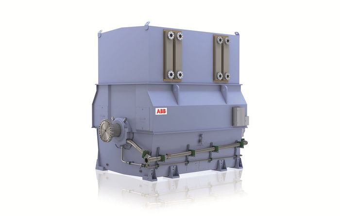 ABB motor reaches record efficiency