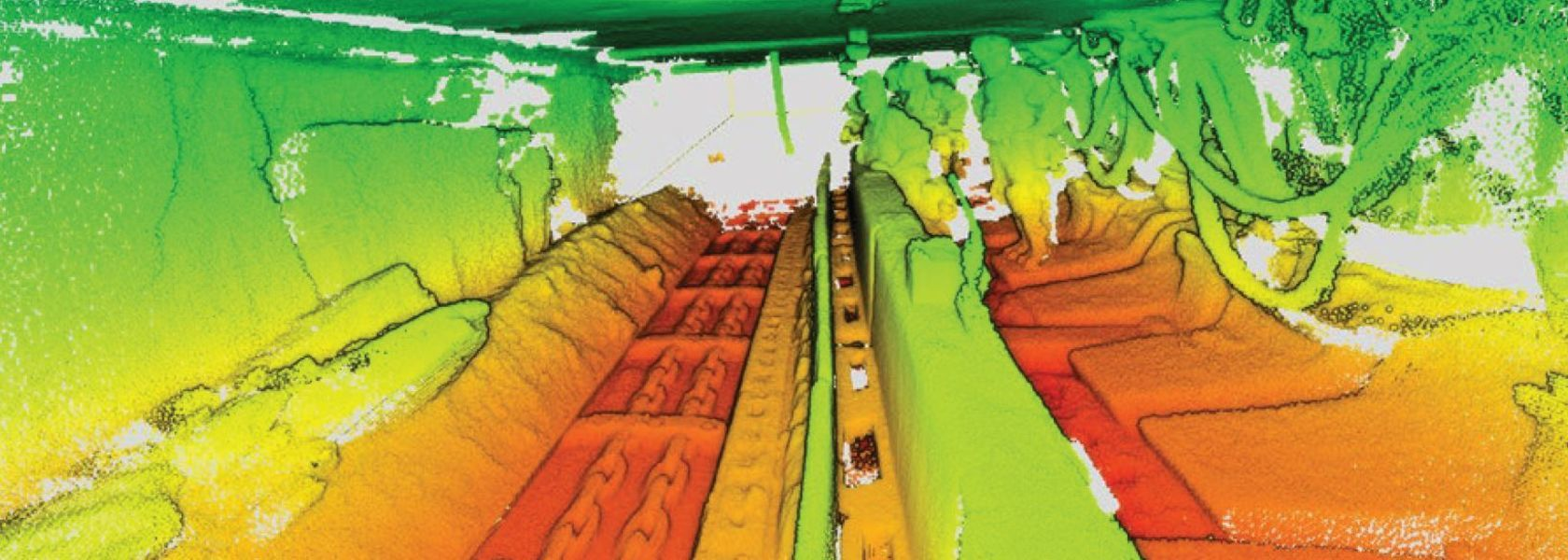 ExScan laser scanner racking up users