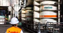 NLMK grinding on with Metso