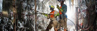 Safer South African mines through LTE