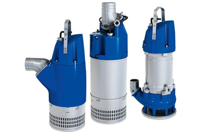 Sulzer's new dewatering pumps