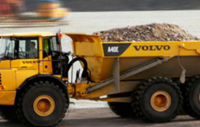 Volvo Construction Equipment to spend 100 million USD in its North American operations