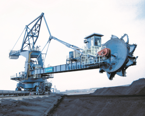 Russian coal terminal equipped by thyssenkrupp