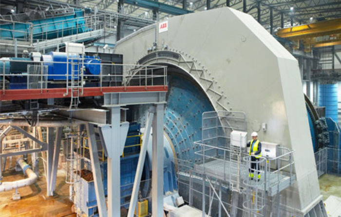 ABB acquires Alstom ring motor business