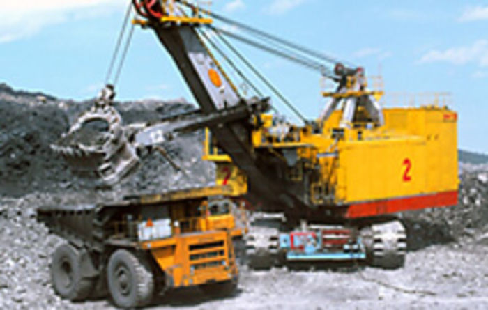 EKG-18 excavator put into pilot operation
